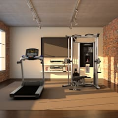 Ruang Fitness by GymCompany Bespoke