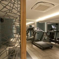 Dormy House Hotel Gym:  Gym by motive8