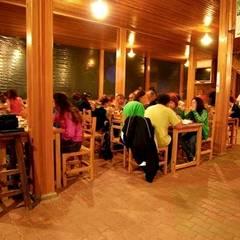 OLYMPOS ORANGE BUNGALOWS – RESTAURANT:  tarz Bar & kulüpler