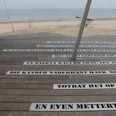Hotspots Zeeuws Vlaamse kust, Cadzand:  Evenementenlocaties door Buro Ruimte & Groen