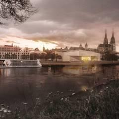Museum der Bayerischen Geschichte Regensburg:  Museen von wörner traxler richter planungsgesellschaft mbh