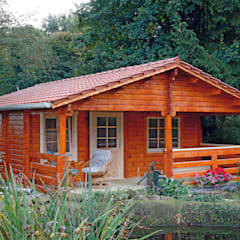 Ferienhaus aus Holz:  Häuser von Gartenhaus2000 GmbH