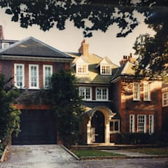 Primrose Hill, London:  Houses by Sutters Partnership,