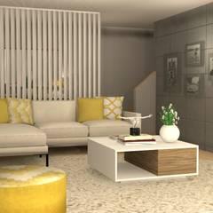 Living room by Santiago | Interior Design Studio