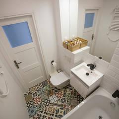 Baños de estilo  por Och_Ach_Concept, Escandinavo
