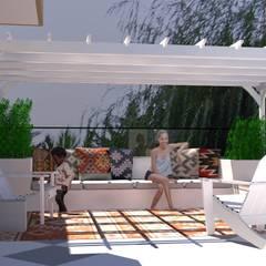 Terrace by Santiago | Interior Design Studio