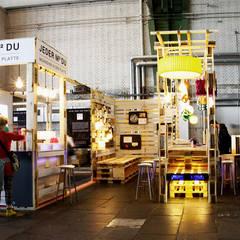 Messestand auf dem DMY 2013:  Messe Design von ORTerfinder