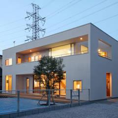 くるりのある家: 設計事務所アーキプレイスが手掛けた家です。,