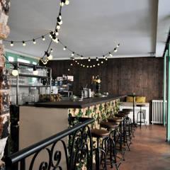 La Cicciolina, restaurant à Paris: Bars & clubs de style  par FØLSOM