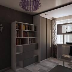 غرفة الاطفال تنفيذ Дизайн-бюро «Линия стиля», صناعي