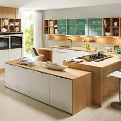 DanKuchen keukenimpressies Landelijke keukens van DanKüchen Studio Hengelo Landelijk