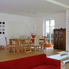 Dining room by Müllers Büro