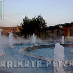 Kralkaya Peyzaj Havuz Fıskiye Sist. ve Pompa Mim. Müh. İnş. Ltd. Şti  – Havuz Fıskiye Sistemleri:  tarz Havuz
