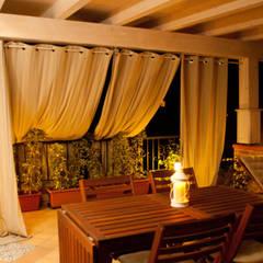 Terrace by francesca ravidà    architetto | interior designer