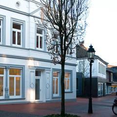 Historisches Gebäude im Stadtkern:  Praxen von Lecke Architekten