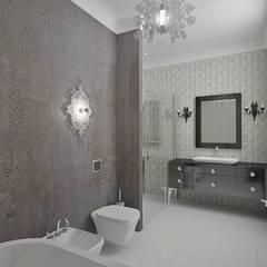 Авеню 77-13: Ванные комнаты в . Автор – ООО 'Студио-ТА'