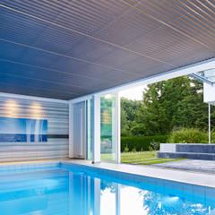 สระว่ายน้ำ by Gritzmann Architekten
