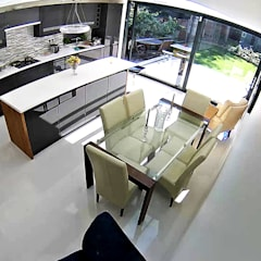 New Malden, Surrey: modern Dining room by Consultant Line Architects Ltd