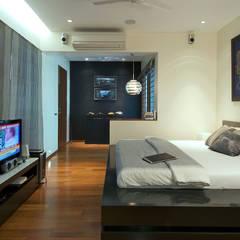 Ev TAdilatları – Ev Boya İşleri : rustik tarz tarz Yatak Odası