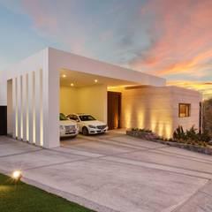 CASA MAR: Comedores de estilo  por Imativa Arquitectos