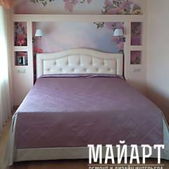 Дом в Нахабино от МайАрт: ремонт и дизайн помещений Классический