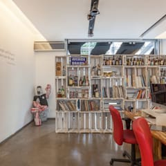Commercial Spaces by Nautilo Arquitetura & Gerenciamento