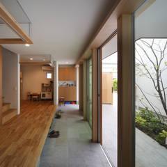 春風の家: 樋口章建築アトリエが手掛けた子供部屋です。,モダン