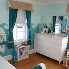mediterranean Nursery/kid's room by Tadilat Firması
