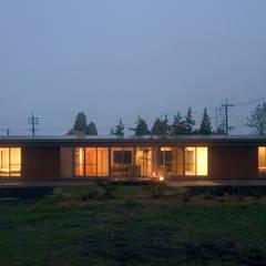 Houses by 長谷雄聖建築設計事務所, Modern