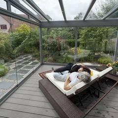 Terrace by MR Gruppe, Modern