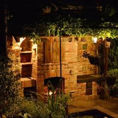 مطبخ تنفيذ Kuchnia w Ogrodzie