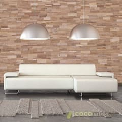 Moderne Wohnzimmer von Nature at home Modern