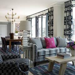 Ham Yard Hotel suite, London.:  Hotels by Vanderhurd