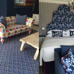 Hame Yard Hotel suite, London:  Hotels by Vanderhurd