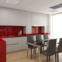 مكاتب ومحلات تنفيذ Gramil Interiorismo II - Decoradores y diseñadores de interiores
