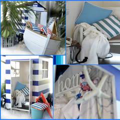 At the Beach:  Evenementenlocaties door Groothandel in decoratie en lifestyle artikelen