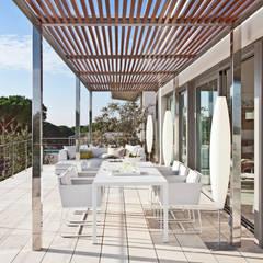 Terras door IND Archdesign