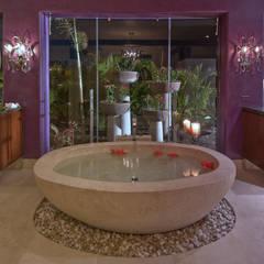 浴室 by BR  ARQUITECTOS