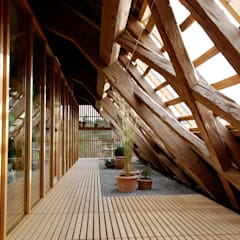 Conservatory by lehmann_holz_bauten