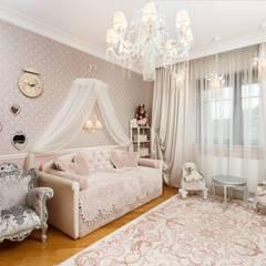 Dormitorios infantiles de estilo  por AGRAFFE design