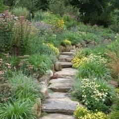 حیاط by Ecologic City Garden - Paul Marie Creation