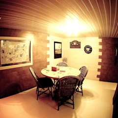 Wine cellar by INOVA Arquitetura