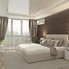 Спальня: Спальни в . Автор – Kalista,