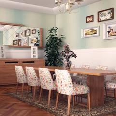 Sonmez Mobilya Avantgarde Boutique Modoko – Avantgarde Boutique:  tarz Yemek Odası