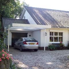 overkappingen:  Garage/schuur door Carport Harderwijk,