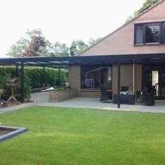terrasoverkapping:  Garage/schuur door Carport Harderwijk