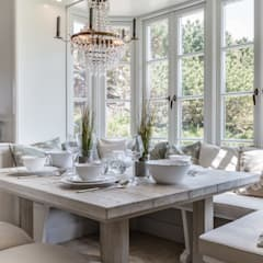Home Staging Sylt GmbH Comedores de estilo rural