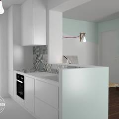 آشپزخانه by moovdesign