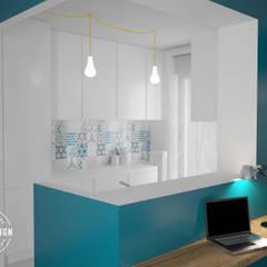 ห้องครัว by moovdesign