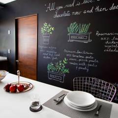 Departamento DG: Cocinas de estilo  por Concepto Taller de Arquitectura